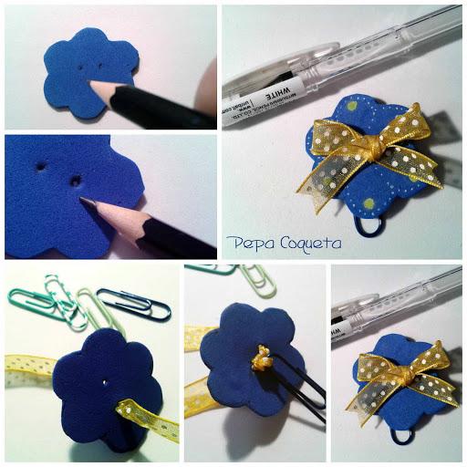 Clips decorados!!