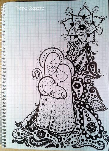 Garabatos, doodles...