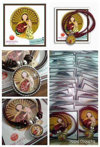 Medallitas de la Virgen